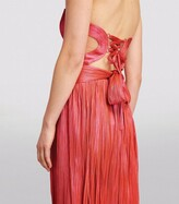 Thumbnail for your product : Maria Lucia Hohan Silk Kamina Gown