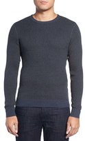 Vince Camuto Men's Cotton Crewneck Sweater