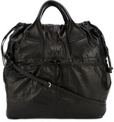 Marni drawstring tote bag - women - Leather - One Size