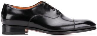Santoni Lace-Up Derby Shoes