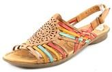 Naturalizer Wendy N/s Open-toe Leather Slingback Sandal.