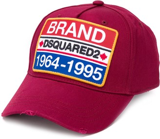 DSQUARED2 Brand Patch Cap