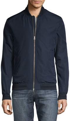 J. Lindeberg Full-Zip Bomber Jacket
