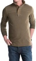 Jeremiah Taylor Pullover Shirt - Mock Neck, Long Sleeve (For Men)
