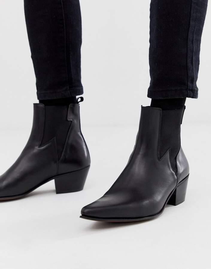 8dd331430d8 Mens Cuban Heel Boots - ShopStyle Australia