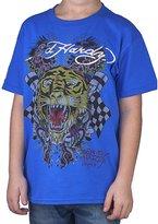 Ed Hardy Big Boys' Tiger Tee Shirt