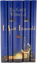 Juniper Books S/5 F. Scott Fitzgerald Books