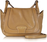 The Bridge Amazon Cognac Leather Shoulder Bag