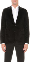 Paul Smith Soho-fit cotton velvet jacket