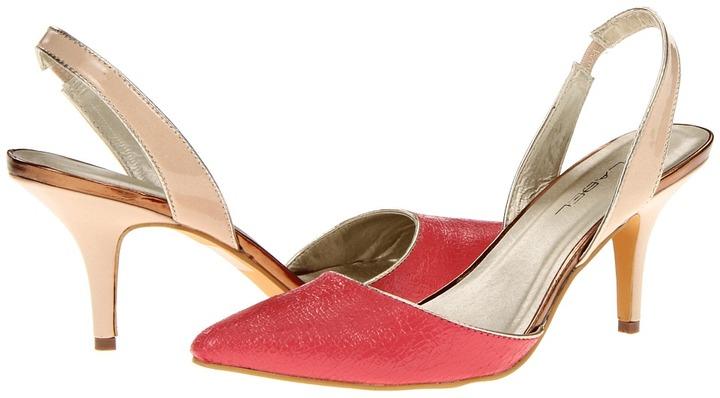 C Label Nina-1B (Coral) - Footwear