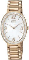 Citizen Eco-Drive Allura 24-Diamond Women's watch #EX1223-51A