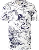 Gucci Sea Storm print T-shirt