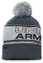 Under Armour UA Retro Pom Beanie Hat