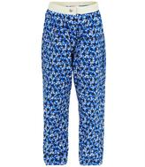 Marni Star Print Trousers