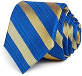 Michael Kors Boys' Wide Stripe Silk Tie
