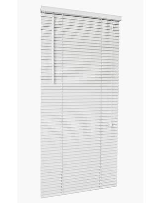 Marisota Wooden Venetian White Blind 25mm Slats