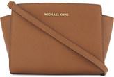 MICHAEL Michael Kors Selma medium leather cross-body bag