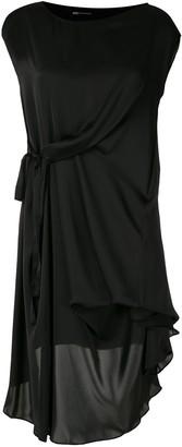 Uma | Raquel Davidowicz Rombulu draped dress