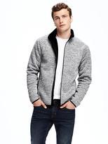 Old Navy Mock-Neck Full-Zip Jacket for Men