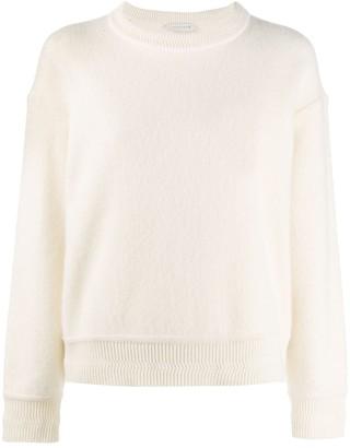 MACKINTOSH Cashmere-Blend Crew Neck Sweater