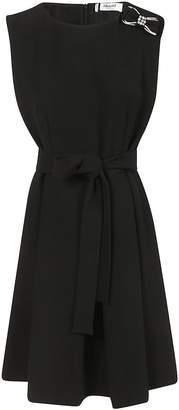Blugirl Tie Waist Dress