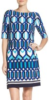 Eliza J Women's Shift Dress
