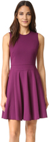Rebecca Taylor Sleeveless Suiting Dress