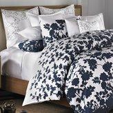 Barbara Barry Kimono blue king duvet cover cotton