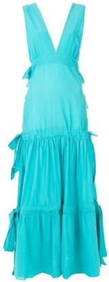 Clube Bossa Bourgen maxi dress