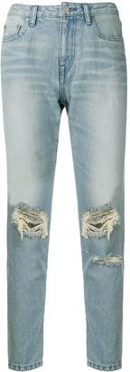 John Elliott Ripped Jeans