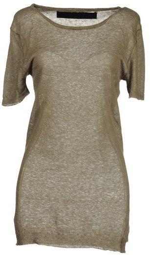 ISABEL BENENATO Short sleeve sweater