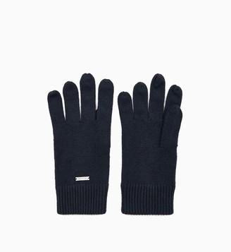 Calvin Klein Knit Logo Gloves