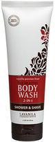 LAVANILA Laboratories The Healthy Body Wash Shower & Shave, Vanilla Passion Fruit 8 oz (237 ml)
