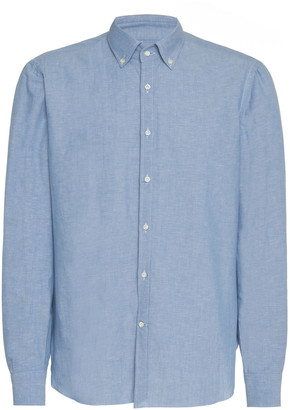 eidos Chambray Button-Down Shirt