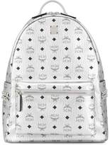 MCM logo printed backpack