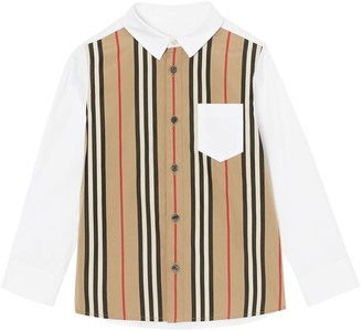 Burberry Cotton Poplin Shirt