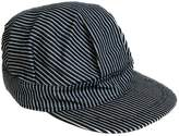 Rubie's Costume Co Pinstripe Engineer Train Conductor Hat Cap