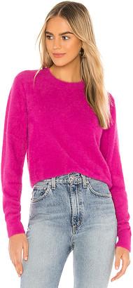 Spiritual Gangster Madeline Cozy Crew Sweater