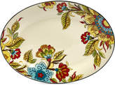 "Tabletops Unlimited Caprice 14"" Rim Platter"