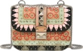 Valentino Garavani Lock Small embroidered bag