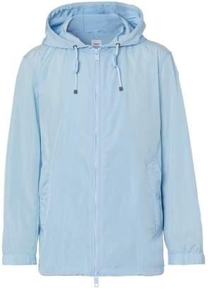 Burberry Packaway Lightweight Hooded Jacket