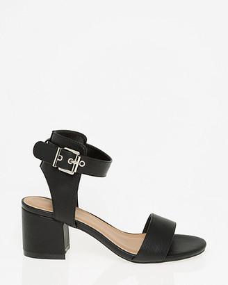 Le Château Ankle Strap Open Toe Sandal