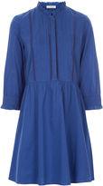 Vanessa Bruno Blue Cotton Emira Dress