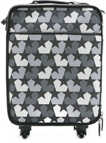 Ports 1961 star camouflage suitcase - men - Calf Leather/Polyamide/PVC - One Size