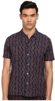 Marc by Marc Jacobs Electric Ikat Short Sleeve Shirt