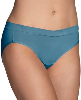 Vanity Fair Women's Beyond Comfort Silky Stretch Bikini 18291