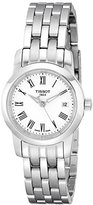 Tissot Women's T0332101101300 Dream Analog Display Quartz Silver Watch