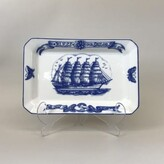 Thumbnail for your product : By Mutti - & White Porcelain Platter 34cm