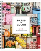 Chronicle Books 'Paris In Color' 2017 Engagement Calendar - Pink