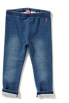 Joules Baby/Little Girls 12 Months-3T Denim Leggings